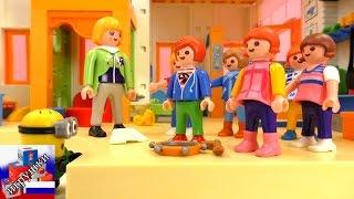 Миньон в детском садике Playmobil фильм