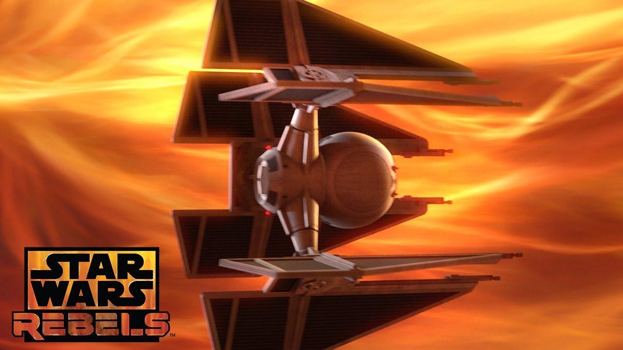 Tie Defender Star Wars Rebels Disney Xd Youtube