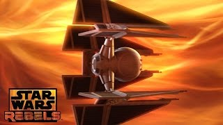 Tie Defender | Star Wars Rebels | Disney XD