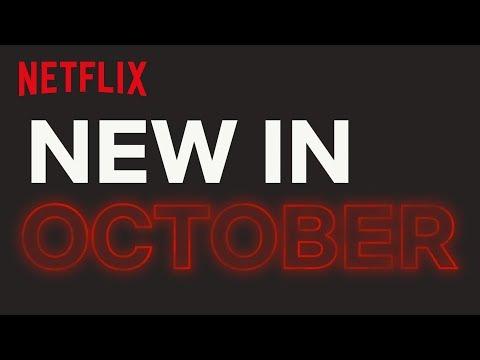 New to Netflix Canada | October 2017 | Netflix
