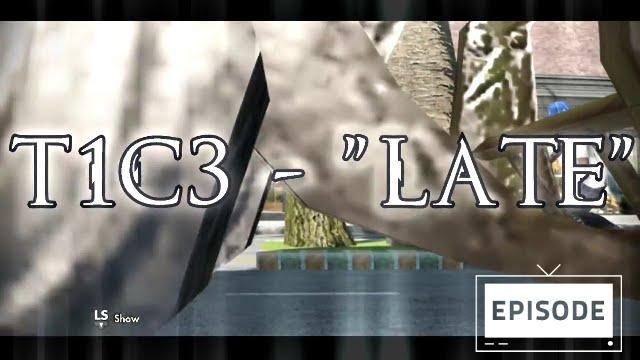 """Download Skate 3 Realistic: T1C3 - """"Late"""""""