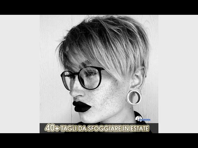 Tagli donna 2019
