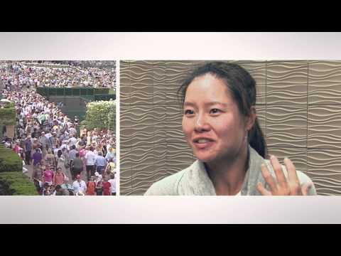 Li Na  The Championships Wimbledon - by Rolex