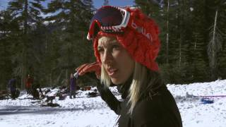 Flow Snowboarding Celia + Sarka -- Adventure Time