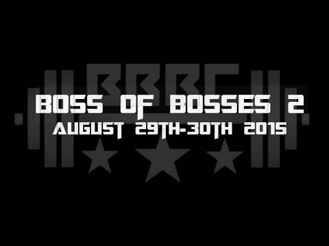 Boss Barbell Club Inc. and Dame Group present: BOSS OF BOSSES 2, Day 1