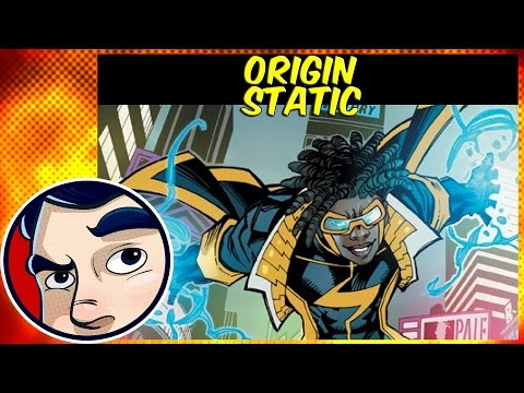 Static - Origins (Static Shock)
