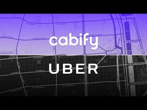 Diferencias entre Uber y Cabify