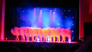 Todes.Танец с веерами.(Тула,2.04.2013)