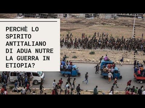 Perché lo Spirito Antitaliano di Adua nutre la guerra in Etiopia?