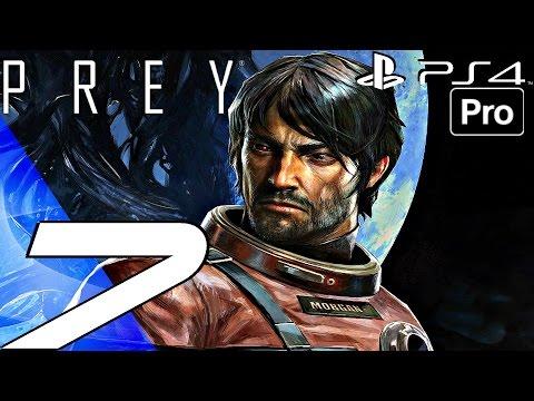 PREY (2017) - Gameplay Walkthrough Part 7 - Shuttle Bay & Incapacitate Dahl (PS4 PRO)
