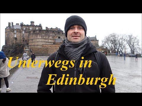 Auf Whiskysuche in Edinburgh / Schottland - WhiskyGold Unterwegs