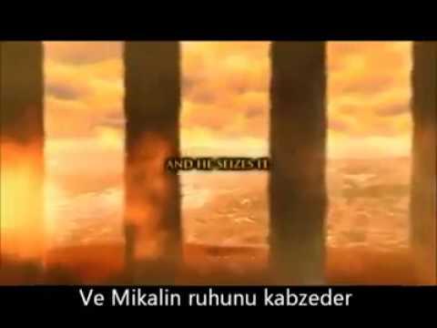 Kıyamet Günü ve Azrailin Ölümü tüyleriniz diken diken olacak )