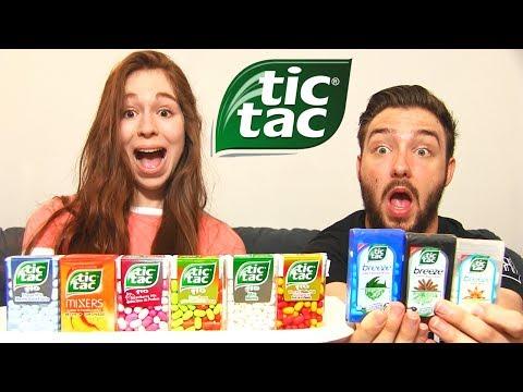 TIC TAC CHALLENGE en Couple !