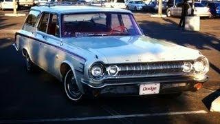 1964 Dodge 440 Wagon