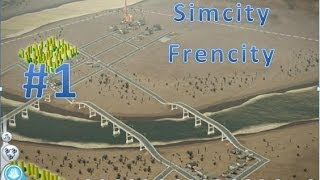 Simcity French city parte 1