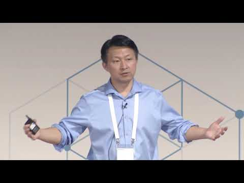 Summit Tokyo - Keynote: WanChain with Jack Lu, CEO and Founder of WanChain