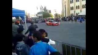 Festival De Drift à Settat ( Auto Drift ) Omar abk