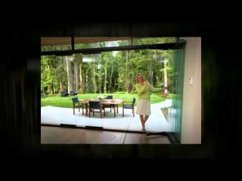 Stacking Glass Doors Sydney Youtube