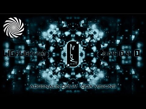 Flight 604 |Adrenalin Drum - Goa Visions