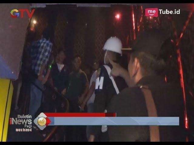 Razia Diskotek, 24 Pengunjung Diamankan Polrestabes Medan Akibat Positif Pakai Narkoba - BIP 17/03