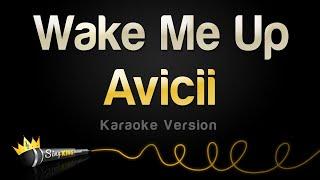 Avicii - Wake Me Up (Karaoke Version)