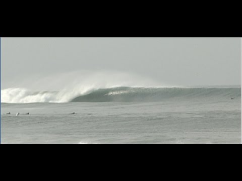 """La Jolla Cove"" CA. 7-13 foot wave faces - surfing"