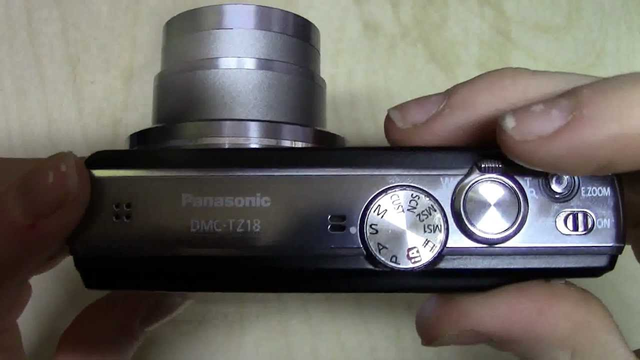 panasonic lumix tz18 full review youtube rh youtube com panasonic lumix dmc tz18 user guide Panasonic Lumix Parts
