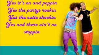 LMFAO - YES [LYRICS]