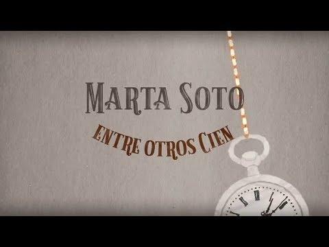Marta Soto - Entre otros cien (Lyric Video)