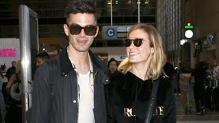 Brie Larson And Fiance Alex Greenwald On A Romantic Vacation