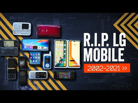 Farewell, LG Mobile: 20 Years Of Doing Phones Differently - MrMobile [Michael Fisher]