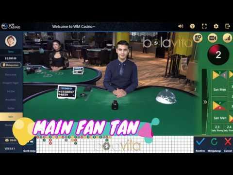 Permainan Fan Tan Wm Casino Bolavita Agen Casino Live Deposit Ovo Youtube
