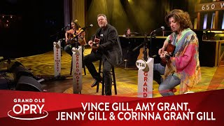 Vince Gill, Amy Grant, Jenny Gill and Corinna Grant Gill - You Are My Sunshine | Live at the Opry