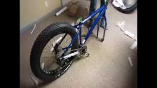 Fatbike Motobecane Bike Unboxing