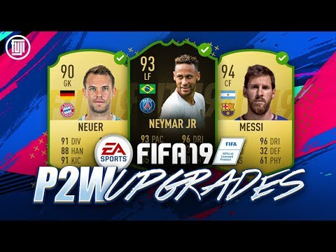 P2W UPGRADES!!! WHO IS NEXT!? - FIFA 19 Ultimate Team