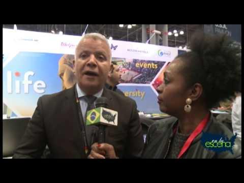 NYT Travel Show with Brazil Tourism (Rio de Janeiro)