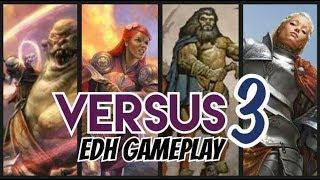 Zndrsplt & Okaun x Najeela x Stonebrow x Adriana | Commander/EDH Gameplay