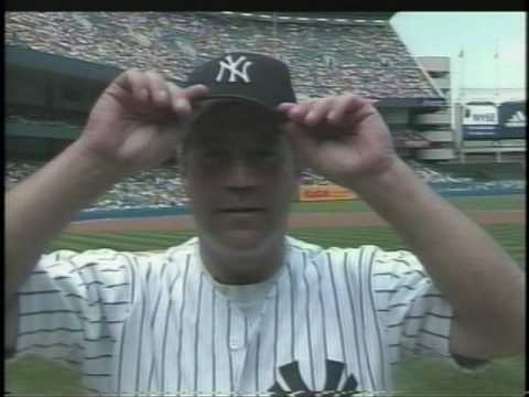 2001-07-21: Old Timer's Day - Tribute to the 1961 New York Yankees