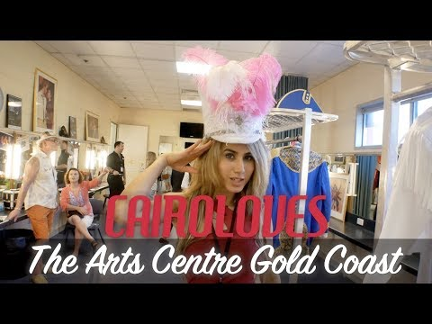 The Arts Centre Gold Coast | Behind the Curtains