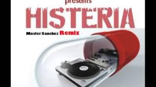 Oscar Groove Aka BIONYK 5 HISTERIA Master Sanchez fantasy dub Remix)