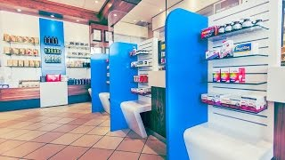 5 Ways to increase pharmacy traffic and turnover through smart retail design solutions