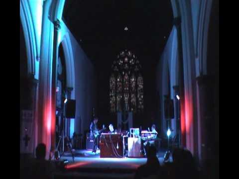 Radio Massacre International @ St. Clements Church, Manchester 7/5/11