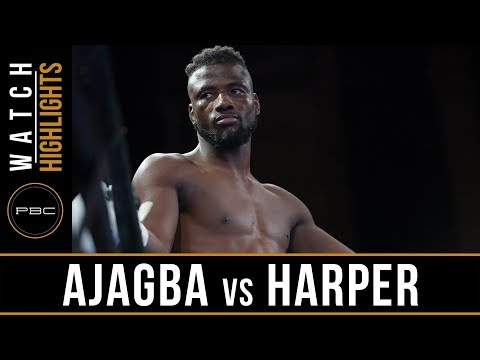 Efe Ajagba Wins Heavyweight Bout Without Throwing A Punch (VIDEO)
