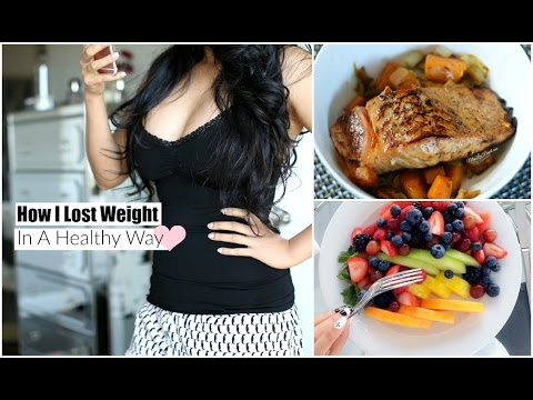 How I Lost Weight  - MissLizHeart