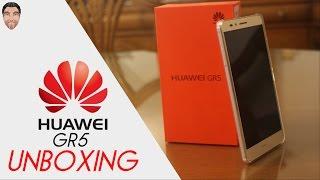Huawei GR5 Unboxing | فتح صندوق هواوى جى ار 5(تابعونى على : www.facebook.com/AKreview22 www.youtube.com/AKreview22., 2016-02-28T14:51:06.000Z)