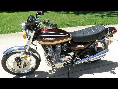 75 KAWASAKI Z1900 Restoration by Johnny's Vintage Motorcycle Company
