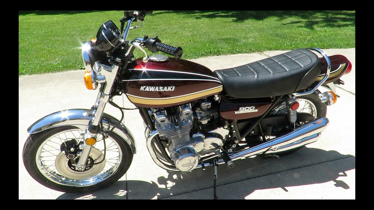 Johnnys Vintage Motorcycle 81