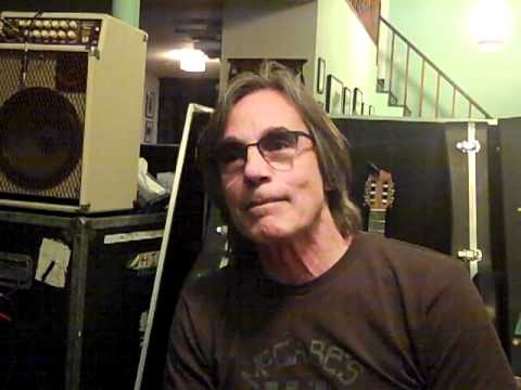 Jackson Browne Interview Part 1, by Sharon Waxman, May 2012