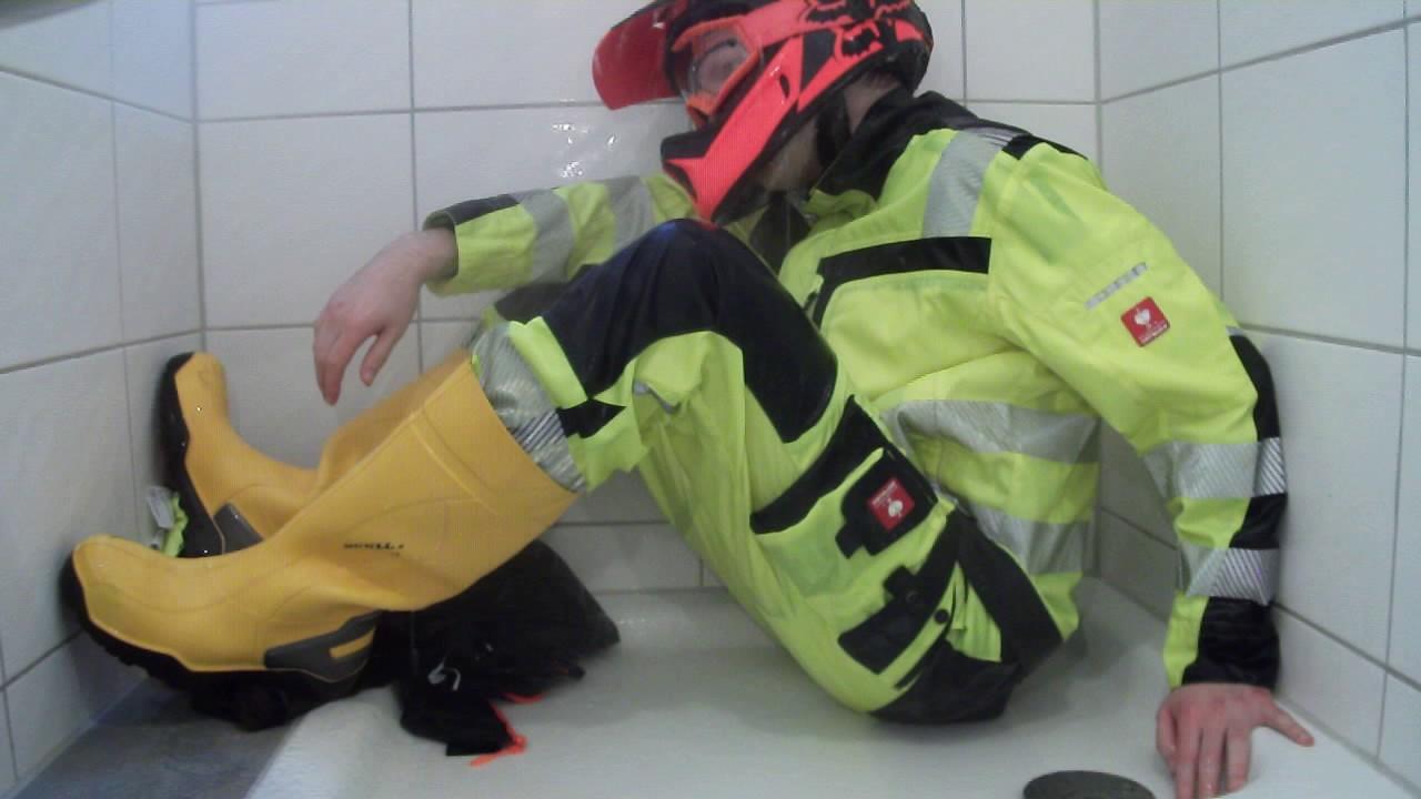 Engelbert strauss warnschutz winterjacke