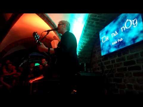 Huw Hamilton live@Tír na nÓg Irish Pub Lüneburg, 12 April 2014